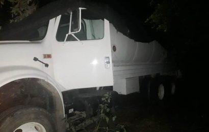 Localizan Toma Clandestina y Pipa para Combustible robado en Altamira