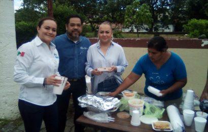 Total Apoyo del Municipio a Vecinos en Riesgo de Inundación