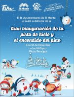 10 de Diciembre Encendido del Pino y Festival Navideño en Mante