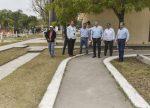 Inician Rehabilitación y Mejora para parques Zaragoza y Canoas.