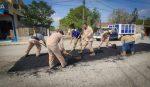 Inician Rehabilitacióndde calles, ciclo pista y campos deportivos
