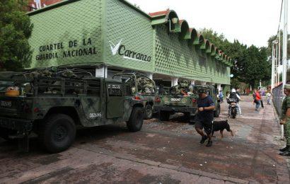 Inaugurarán cinco cuarteles de Guardia Nacional: AMLO