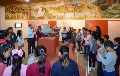 Municipio Acerca Cultura a Comunidad Educativa