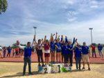Excelente Participación Tuvieron Atletas Mantenses en Campeonato Estatal de CONDEBA
