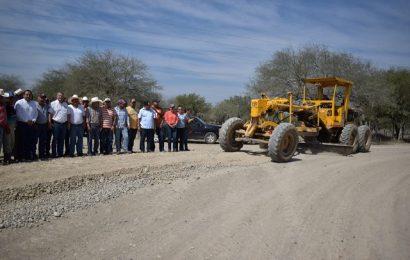 Inicia Rehabilitación del Camino Vecinal de Nueva Apolonia a Nuevo Tantóan