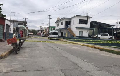 Se Suspende Circulación en la zona centro de Xicoténcatl