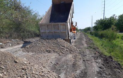 Rehabilitan Camino de «Chapul»