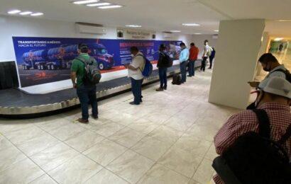 Reanuda actividades aeropuerto de Tampico