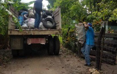 Concluyen Acciones de Descacharrización en el Aquiche