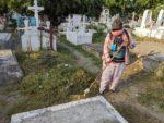 Dan Limpieza a Panteón Municipal Número Uno