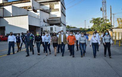 Respalda Gobierno de Mateo a Industrialización en Mante