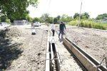 Inspección Alcaldesa Avance Obras en la Col. Flores Magón