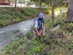 Llevan Limpieza y Rehabilitación de Alumbrado Publico a Colonias de El Mante