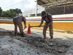 Mantiene Municipio el Mejoramiento en Calles y Limpieza Pública