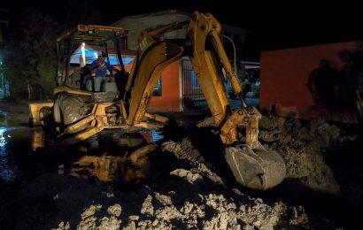 Ayuntamiento Da Respuesta a Drenajes Dañados en la Anáhuac 2