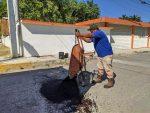 Se fortalecen trabajos de limpieza y embellecimiento de espacios públicos en El Mante