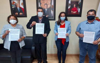 Gestiona Alcaldesa Escrituración de Predios en la Colonia Presidencial