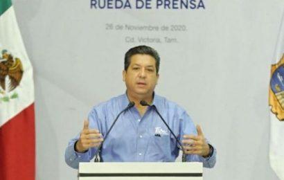 Diputados aprueban controversia contra Congreso de Tamaulipas por «blindar» a García Cabeza de Vaca
