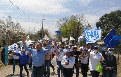 Vecinos de Pueblo Viejo en Ocampo, Quieren a Melchor Budarth como Presidente