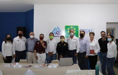 En Reunión Con Miembros de CODEC y COPARMEX Patty Chío Expone Propuestas de Desarrollo Integral  de El Mante Que Incluyen las Demandas Más Sentidas de la Población