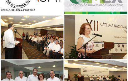 Realiza UAT en Tampico Cátedra Nacional del CUMex