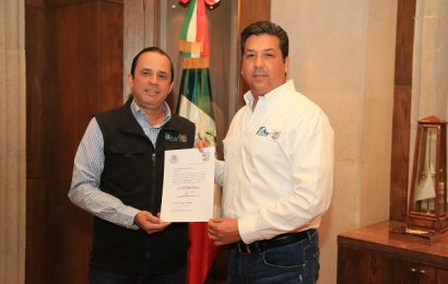 Nombran Nuevo Secretario de Administración Estatal en Tamaulipas