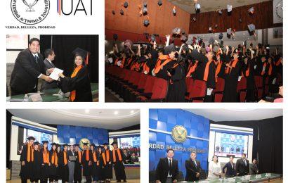 Entrega UAT Tercera Generación de la Preparatoria No. 3