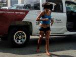 Novia Psicópata de Matamoros se Corta con Tijeras