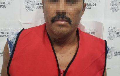 Mediante Procedimiento Abreviado Sentencian a 15 Años de Prisión a Violador que Atacó a Menor la Semana Pasada