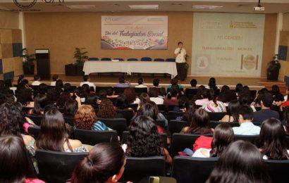 Celebra la UAT el Día del Trabajador Social