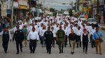 Con Honores y Desfile Gobierno Municipal Recuerda a los Héroes que Nos Dieron Patria y Libertad