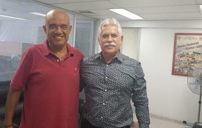 Diputado Vicente Verastegui se Reúne con Líder Nacional Cañero