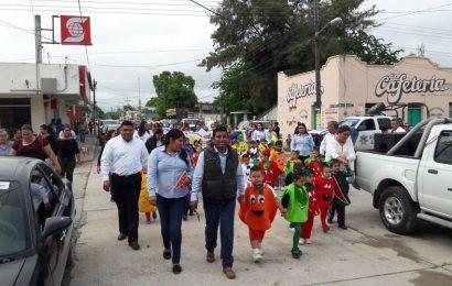 Conmemora DIF en González y Villa Manuel Día Internacional de la Alimentación