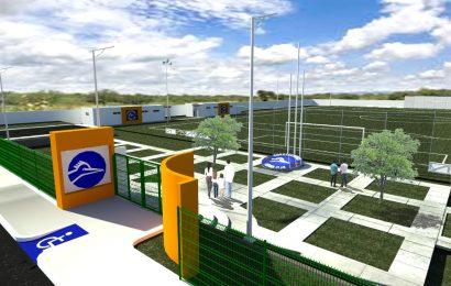 Modernizaran Campo de Fútbol de la COMAPA