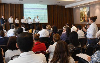 Realiza IPSSET Reunión Anual con Administradores de Gobierno del Estado