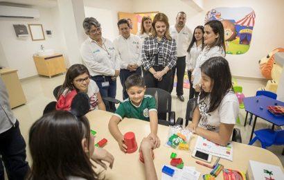 Salud de la Niñez Tamaulipeca, Prioridad para Nuestro Gobernador: Secretaria