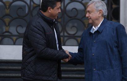 Respaldo y coordinación con el Gobierno de Tamaulipas; manifiesta Presidente Electo.