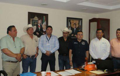 Integran Consejo de Administración de la Comapa en Aldama