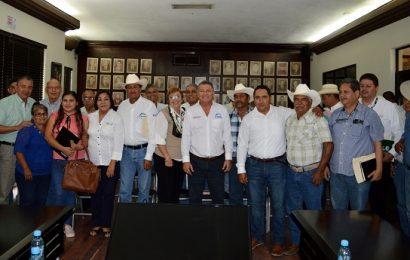Instalan Consejo de Desarrollo Rural Sustentable