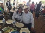 Asiste Alcalde de González a Cierre del Foro Ganadero en la Feria Tamaulipas 2018