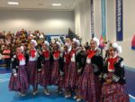 Participa González en Concurso Estatal de Danza Folklórica 2018 Etapa Regional