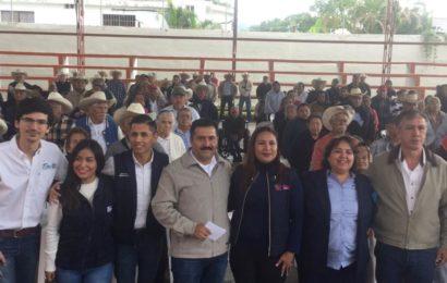 Realiza Ocampo Reunión de Supervivencia a Beneficiarios del Programa Estatal 70 y Más