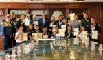 Ascienden a Policías que Ganaron Medallas en Juegos Latinoamericanos