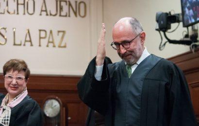 Ministro José Ramón Cossío Díaz Concluye Mandato Constitucional