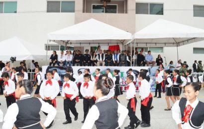 Celebran Magno Desfile Revolucionario en El Mante