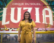 Mexicana Majo Cornejo triunfa con rol estelar en el Cirque du Soleil