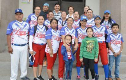 Apoya gobierno municipal a selectivo femenil de softbol