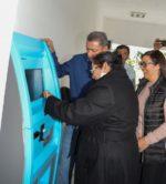 Mateo Vázquez pone en marcha módulo automático del registro civil