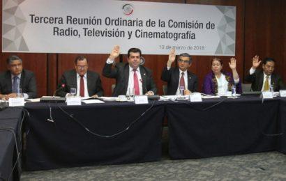 Comisión del Senado avala a Sanjuana Martínez como directora de Notimex