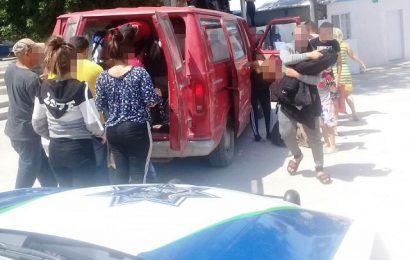 Recatan en Reynosa a 17 migrantes cubanos